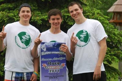 Sudbury Catholic's Third Annual Outdoor Adventure Race a Smashing Success!
