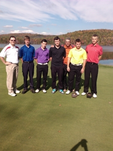 St. Charles College on Par with Golf