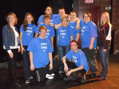 Sixth Place Finish for St. Charles College Improv Team