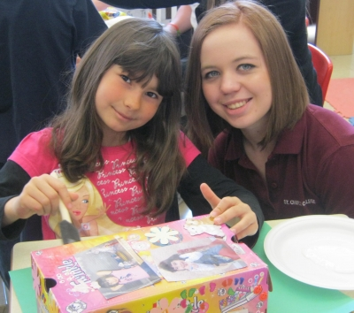 Mentoring Students and Making Memories