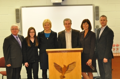 Provincial Funding for St. Charles College Will Make the School an Even Safer Campus of Excellence