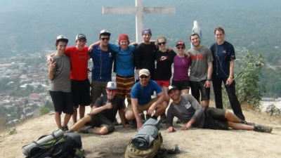 Trip of a Lifetime for St. Charles College Students
