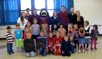 St. Andrew Supports SCC Annual Canned Food Drive
