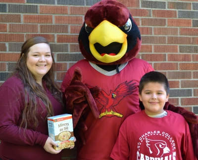 St. David Catholic School Supports the St. Charles College Fall Food Drive