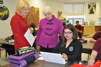 Minister of Education Launches New Aboriginal Business Program at St. Charles College