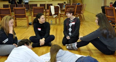 Secondary Student Leaders Participate in Equity Workshops