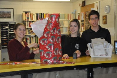 Christmas for Kids Campaign in full swing at St. Charles College