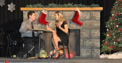 Christmas Arts Spectacular tonight at St. Charles College