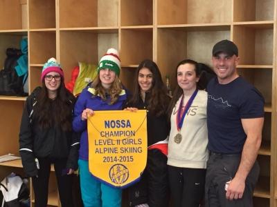 Cardinals take 2015 NOSSA Skiing Title