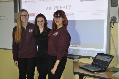 St. Charles College Students Ignite a WIC