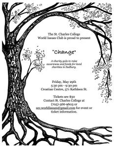 St. Charles College – Change Charity Gala