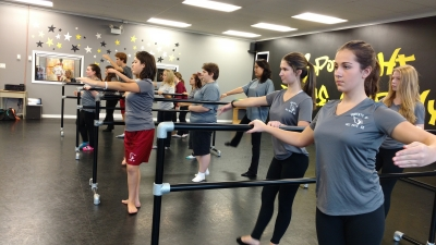 Spotlight Dance Company Shines a light on Dancers at St. Charles College