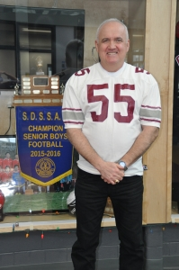 SCC Teacher Mike Fabiilli to be inducted into the University of Ottawa Football Hall of Fame