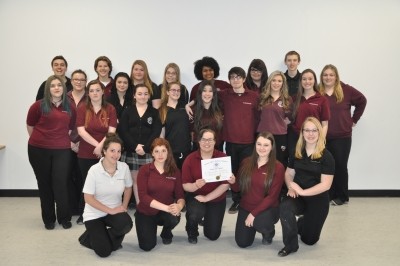 St. Charles College Choir Scores Special Award of Distinction at Kiwanis