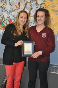 St. Charles College Elementary Student Scores Turning Points Award