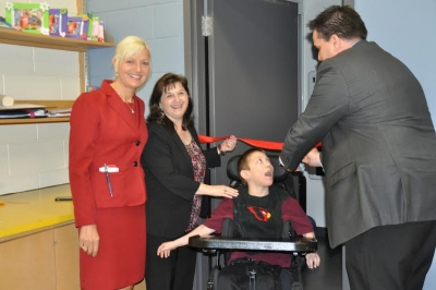 State-of-the-art Sensory room at St. Charles College unveiled