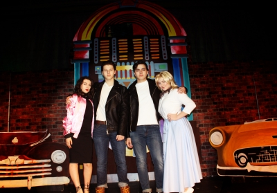 St. Charles College Presents Grease