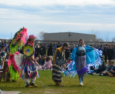 St.Charles College Hosts First Ever Powwow!