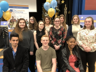Turning points Essay Contest Winners honoured at annual event
