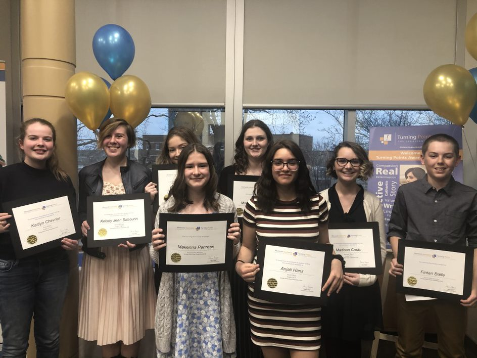 Turning Points Essay Winners Announced for 2019