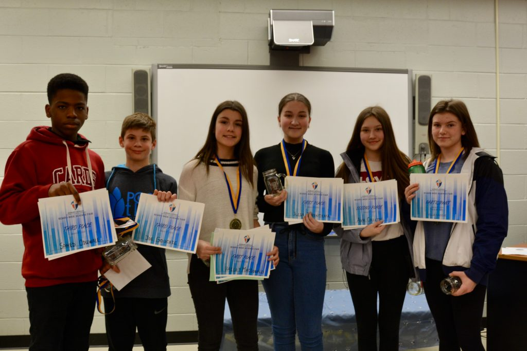 22 Projects Selected to Present at Regional Science Fair!